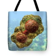 Geminivirus Particle Tote Bag