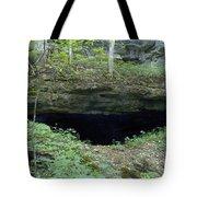 General Davis Cave Tote Bag