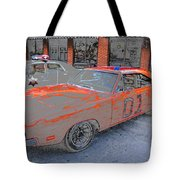 General Lee One Tote Bag
