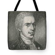 General Samuel B. Webb Tote Bag