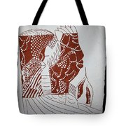 Generations - Tile Tote Bag