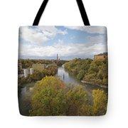 Genesee River Tote Bag