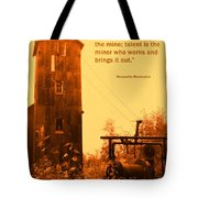 Genius And Talent Tote Bag