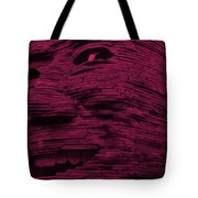 Gentle Giant In Hot Pink Tote Bag