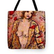Gentle Nude Tote Bag