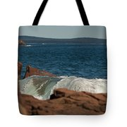 Gently Rolling Tide Tote Bag