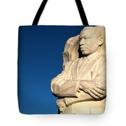 Genuine Leader Tote Bag by Mitch Cat