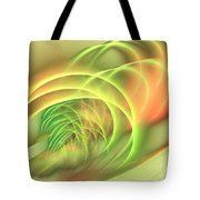 Geomagnetic Tote Bag