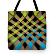 Geometrical Colors And Shapes 1 Tote Bag