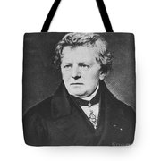 Georg Ohm, German Physicist Tote Bag