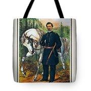 George B. Mcclellan, 1864 Tote Bag