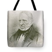 George Cayley, English Aviation Engineer Tote Bag by Science Source