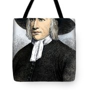 George Fox (1624-1691) Tote Bag by Granger