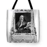 George Frideric Handel, German Baroque Tote Bag