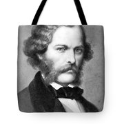 George Henry Lewes, English Philosopher Tote Bag