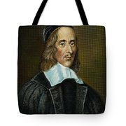 George Herbert (1593-1633) Tote Bag