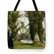 George Herbert At Bemerton Tote Bag
