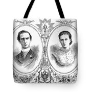 George I (1845-1913) Tote Bag