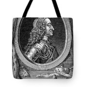 George II (1683-1760) Tote Bag