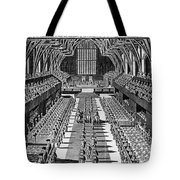George IIi: Coronation, 1761 Tote Bag