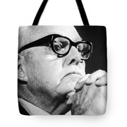 George Meany (1894-1980) Tote Bag