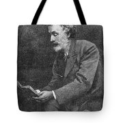 George Meredith (1828-1909) Tote Bag