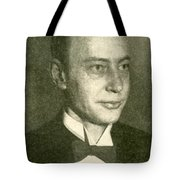 George Richards Minot, American Medical Tote Bag by Science Source