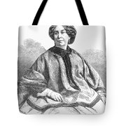 George Sand, French Author And Feminist Tote Bag