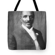 George W. Carver, African-american Tote Bag