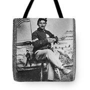 George W. Whitman Tote Bag