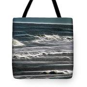 Georgia - Ocean Sparks Tote Bag