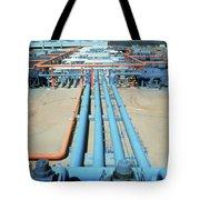 Geothermal Power Plant Tote Bag