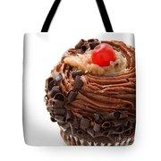 German Chocolate Cupcake 4 Tote Bag
