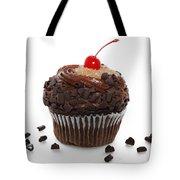 German Chocolate Cupcake Tote Bag