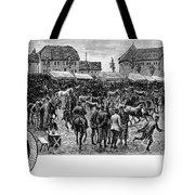 German Market, C1890 Tote Bag