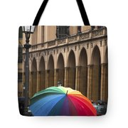 German Umbrella Tote Bag