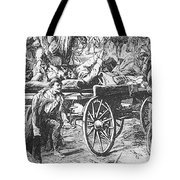 Germany: Seven Weeks War Tote Bag