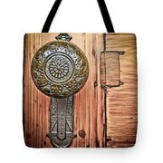 Get A Handle On Things Tote Bag