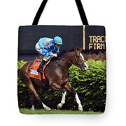Get Stormy - D007601 Tote Bag by Daniel Dempster