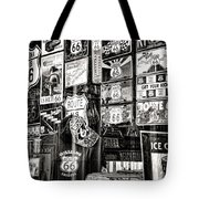 Get Your Kicks On Route 66 II Tote Bag