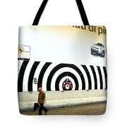 Getting Closer Tote Bag