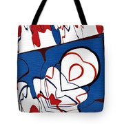 Getting Crushed Tote Bag
