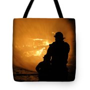 Getting The Job Done Tote Bag