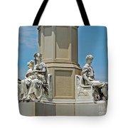 Gettysburg Memorial Tote Bag