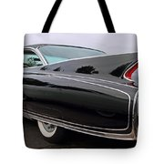 Ghost Cadillac Tote Bag