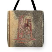 Ghost Stories Farmhouse Tote Bag