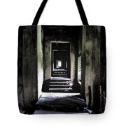 Ghostly Passage Tote Bag