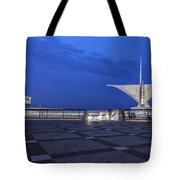 Ghosts And Art Tote Bag