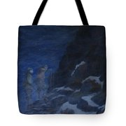 Ghosts Of Everest Tote Bag