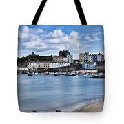 Ghosts On The Beach Tote Bag